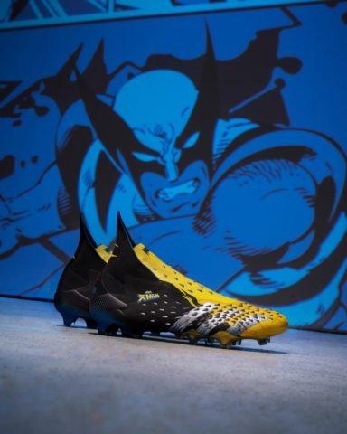 Adidas s'offre une collaboration avec Marvel et les X-Men