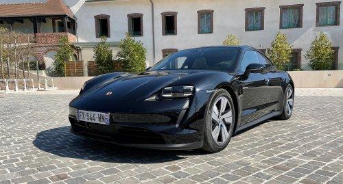 À bord de la Porsche Taycan Propulsion, la première vraie sportive électrique ?