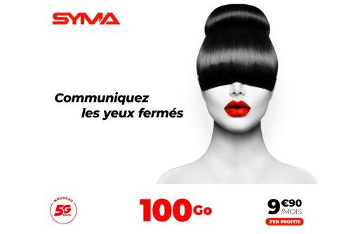 Changez tout de suite d'opérateur : ce forfait 5G 100 Go coûte moins de 10 euros !