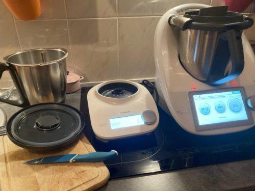 [Test] Thermomix Friend : le robot Thermomix a désormais un petit copain cuiseur, connecté en Bluetooth