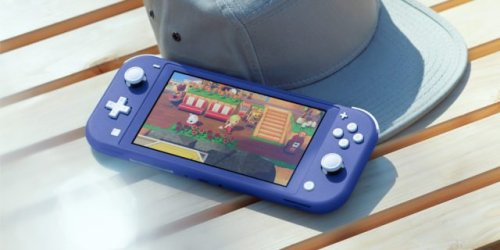 Nintendo Switch Lite : ce nouveau coloris ne vous rappelle rien ?