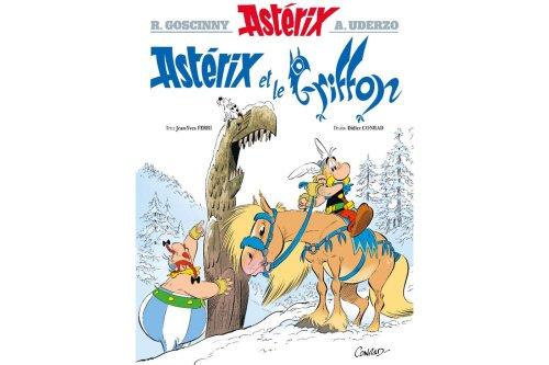Le 39e album des aventures d'Astérix et Obélix est disponible !