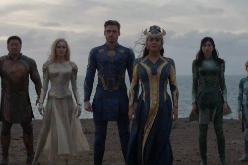 Marvel: Chloé Zhao explique pourquoi les Éternels n'ont pas affronté Thanos