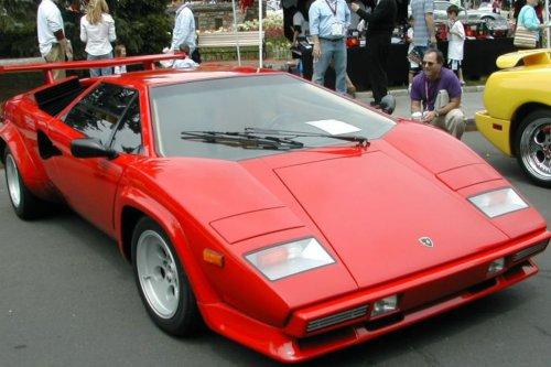 50e anniversaire de la Countach: Lamborghini prépare quelque chose
