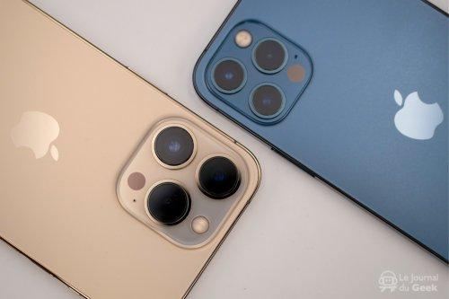 iPhone 13: SFR fait chuter son prix à 470€ avec ce forfait!