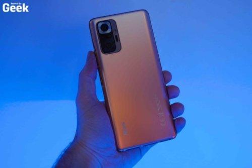 [Test] Redmi Note 10 Pro, le smartphone que tout le monde va s'arracher