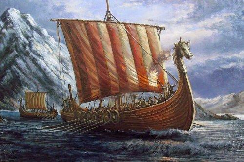 Il y a 1000 ans, les Vikings arrivaient en Amérique