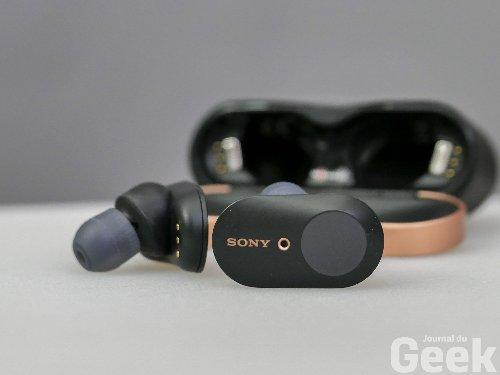 Sony WF-1000X Mark 4 : les futurs écouteurs haut de gamme divulgués !