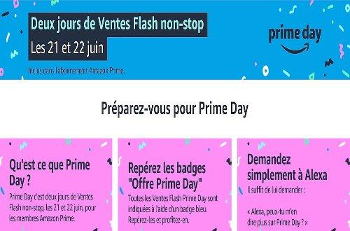 Prime Day 2021 : c'est officiel, ce sera les 21 et 22 juin