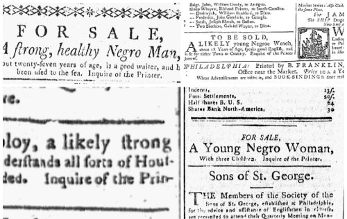 New research reveals how U.S. newspapers brokered slavery