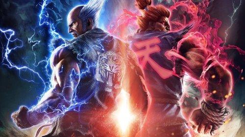Tekken X Street Fighter not cancelled, just on hold