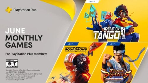 PlayStation Plus June 2021: Operation Tango, Squadrons and more