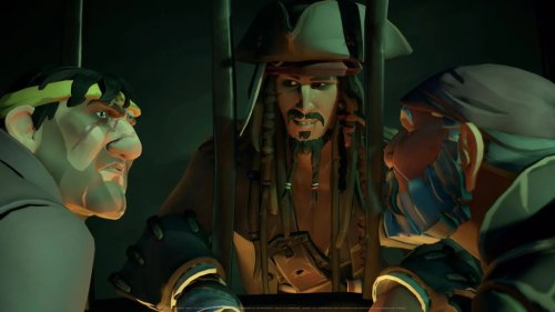 Sea of Thieves A Pirate's Life showcase available ahead of launch