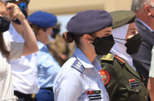 Jordanian armed forces making great strides in gender equality