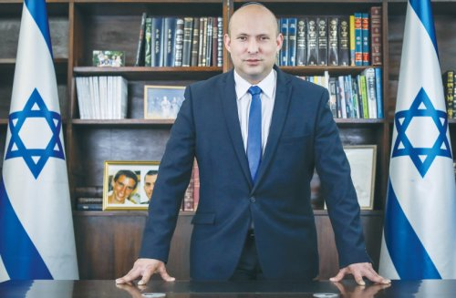 Bennett proves he can stand up to Iran's nuclear weapons