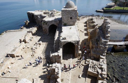 Crusader mass grave in Lebanon sheds light on cruelty of medieval warfar