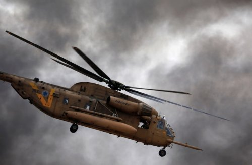 Israeli pilots to train on simulator of helicopter 'of the 21st century'