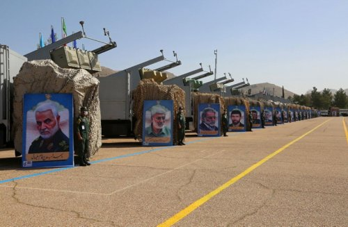 Iran's missiles, drone arsenal a growing 'destabilizing threat - report