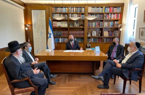 The haredi parties' impact on Israel's religious life under Netanyahu