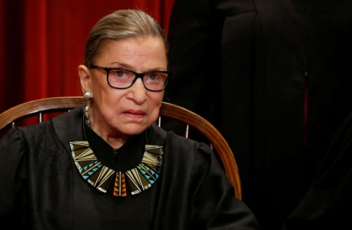 Ruth Bader Ginsburg back at Supreme Court after cancer surgery