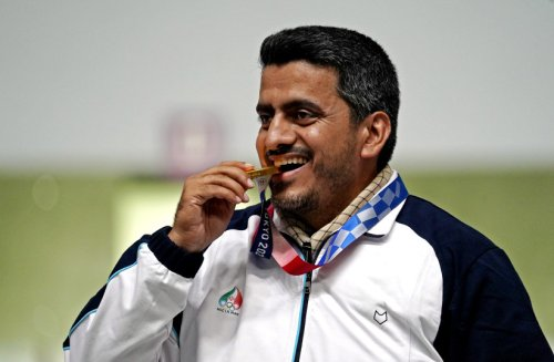 Iranian sharpshooter Olympian should be arrested, not given gold medal
