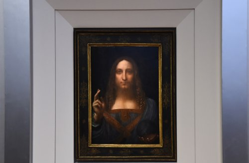 Latest twist in 'Salvator Mundi' painting case again aims to target Saudi