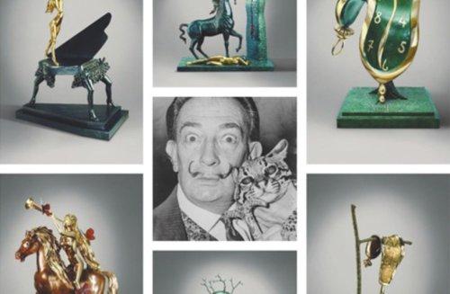 Salvador Dalí exhibit to open in Herzliya next month