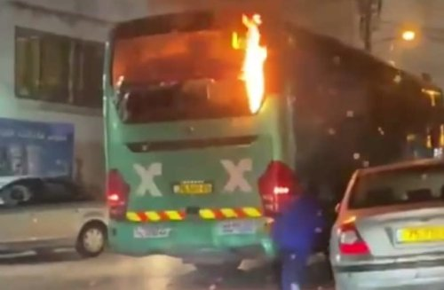 One dead, four hospitalized amid violent clash in east Jerusalem