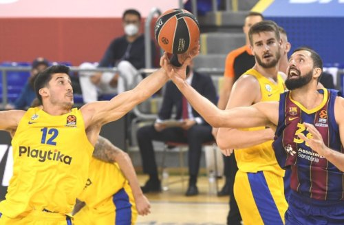 Maccabi Tel Aviv's game plan up in the air