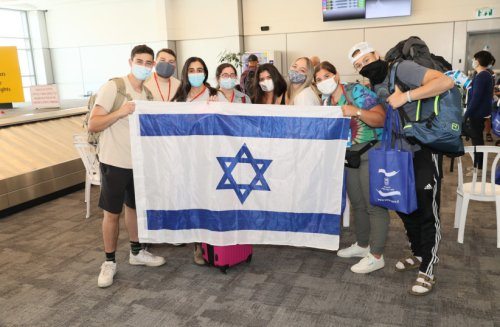 Despite the coronavirus, more than 20,000 Olim came to Israel this year