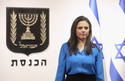 In Netanyahu-led government, Ayelet Shaked touted as foreign minister