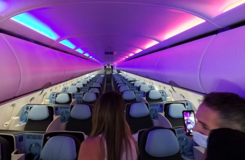 New 'all business-class' flight from Israel to Paris, NY launches Sept. 5