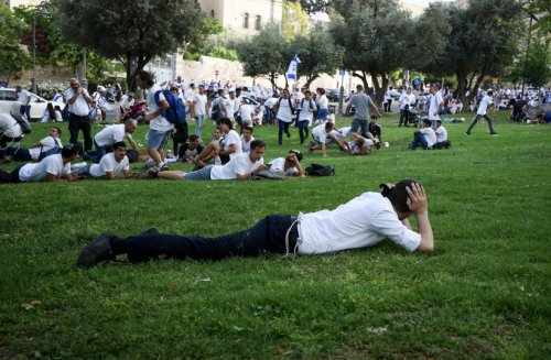 Israel under attack amid escalation - in photos