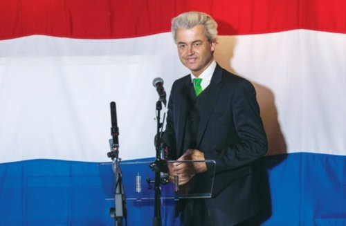 Likud sends support to anti-Islam Wilders while courting Islamists at hom