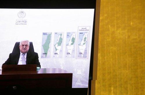 Palestinians mock Abbas W. Bank 'withdrawal ultimatum' to Israel