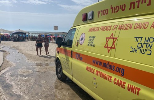 Influencers from UAE, Bahrain and Morocco visit Magen David Adom