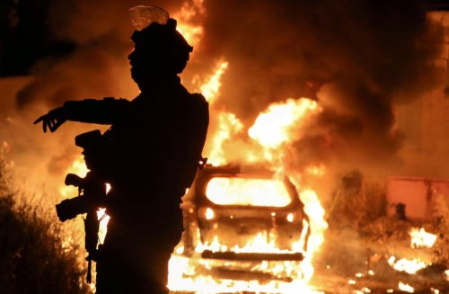 This week in Jerusalem: A city on fire