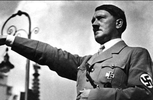 Hitler's sex life filled with porn addiction, incest and abuse - document