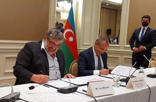 OurCrowd to cooperate on investments with Azerbaijan