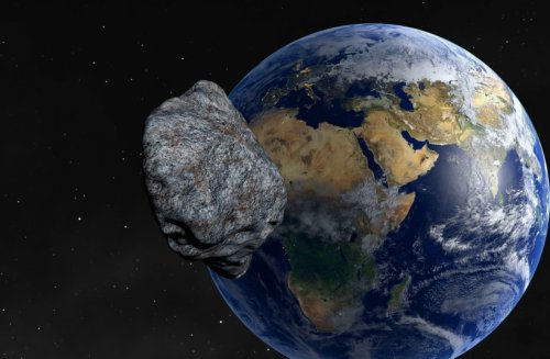 747-sized asteroid skimmed by Earth, and scientists didn't see it coming
