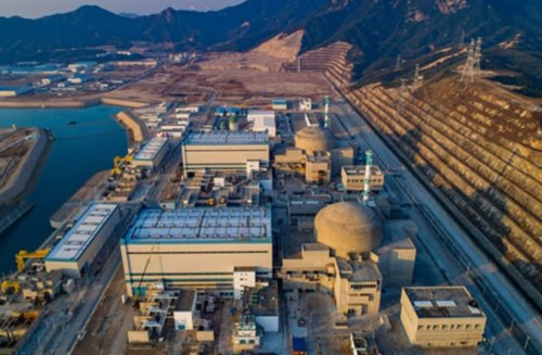 US assessing reported leak at Chinese nuclear power plant - report