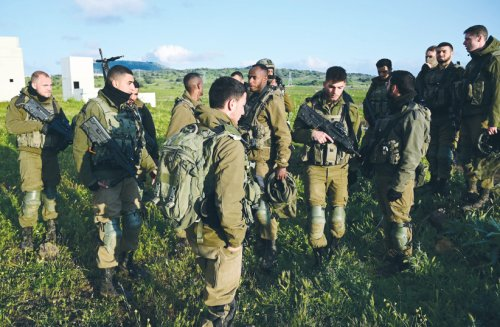 The values my sons learned in the IDF - opinion