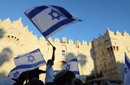 Messages from Flag March Participants: 'Jerusalem is Ours'