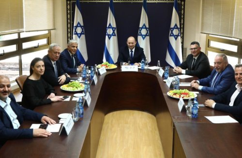 Israel's 36th gov't: Here is the list of new cabinet ministers