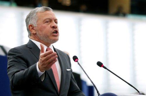 Jordan's King Abdullah, estranged Prince Hamza make joint appearance