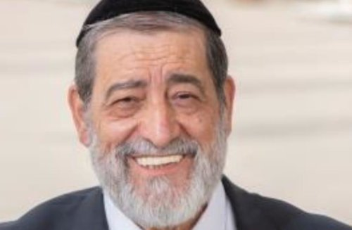Chief rabbi of Syrian Jewish community dies