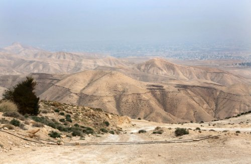 Where did the biblical road from Judea to Edom pass? Experts find answers