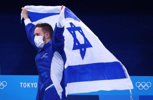 Israel won't let Olympic gold medalist Dolgopyat marry