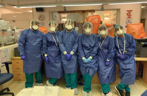 Hadassah-University Medical Center closes its last COVID ward