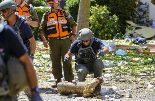 Rockets barrage from Gaza continues, hitting Ashdod and Beersheba